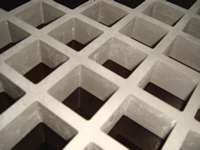 Molded Grating with Smooth Surface - Nantong Sui Generis